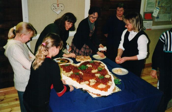 Sykkivän Sydämen perustaminen 30.12.2000 (9)