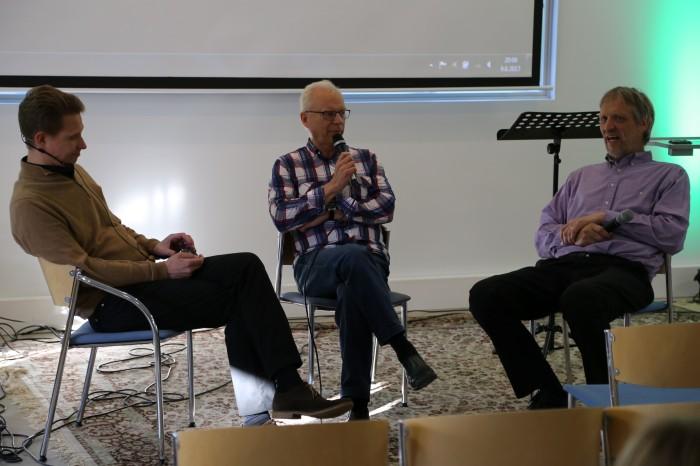 Seppo Kaitanen, Atte ja Sakari